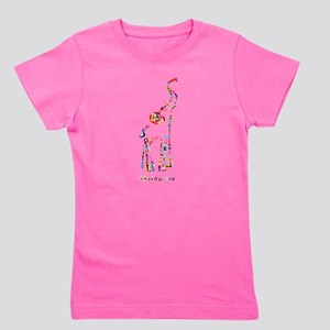 Elephant Typography Men's T-Shirt