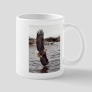 Vertical Eagle Mugs