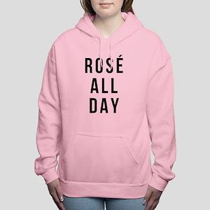 Rose All Day Women's Hooded Sweatshirt