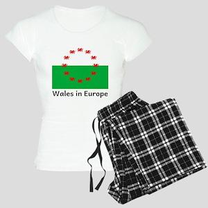 Wales in EU pajamas