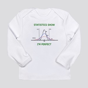 Statistically Perfect Baby Long Sleeve T-Shirt