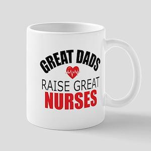 Dad of Nurse Mug