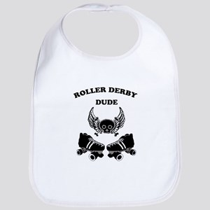 Roller Derby Dude Bib
