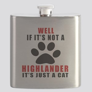 If It's Not Highlander Flask