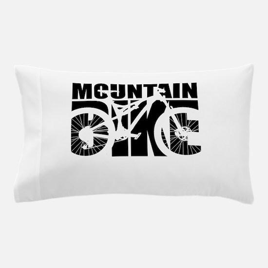 Mountain Bike Pillow Case