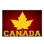Canada Souvenir Varsity Postcards (Package of 8)