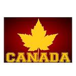 Canada Souvenir Varsity Postcards (Package of 8)