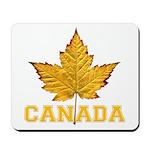 Canada Souvenir Varsity Mousepad