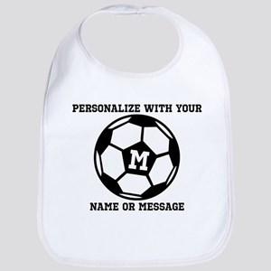 PERSONALIZED Soccer Ball Bib