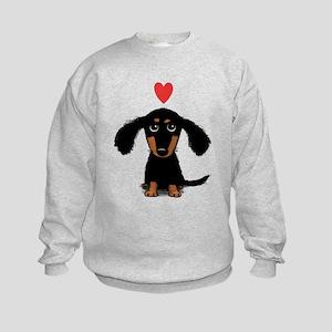 doxieheart Sweatshirt