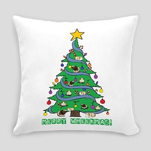 Merry Wheekmas! Guinea Pig Christmas Tree Everyday