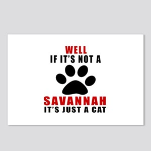 If It's Not Savannah Postcards (Package of 8)