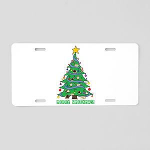 Merry Wheekmas! Guinea Pig Christmas Tree Aluminum