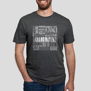 Grandmother Word Cloud T-Shirt