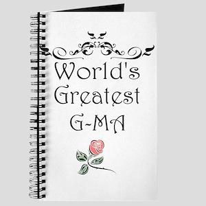 Worlds Greatest GMA Journal