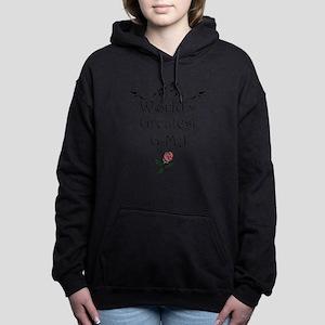 Worlds Greatest GMA Women's Hooded Sweatshirt