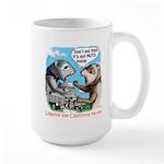 Legalize Ferretslarge Mug Mugs