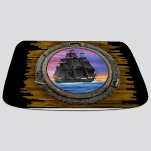 Black Sails of the 7 Seas Bathmat