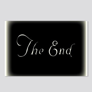 The End Postcards (Package of 8)