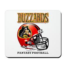 Fantasy Football Buzzards Mousepad
