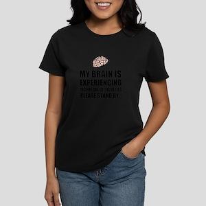 Brain Technical Difficulties T-Shirt
