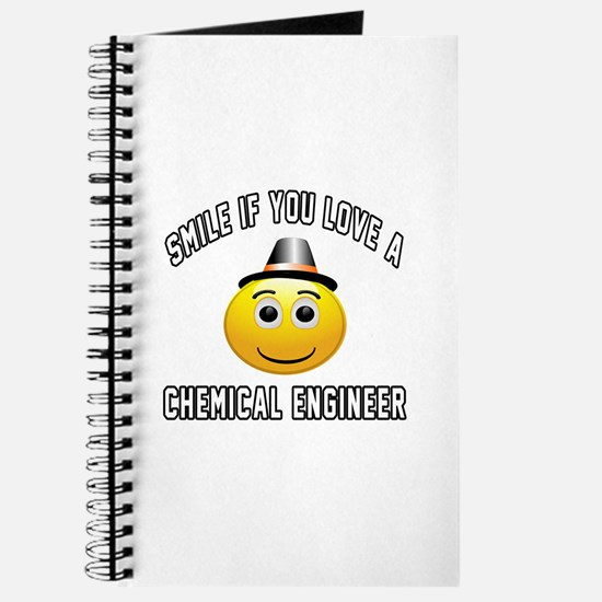 Smile If You Love Chemical engineer Journal