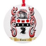 Tonra Round Ornament