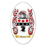 Tonra Sticker (Oval 10 pk)