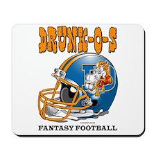 Fantasy Football - Drunk-Os Mousepad