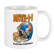Fantasy Football - Drunk-Os Mug