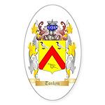 Tonkyn Sticker (Oval 50 pk)