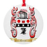 Toner Round Ornament