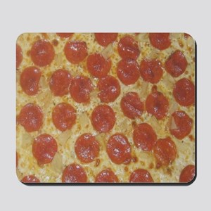 Pepperoni Pizza Mousepad