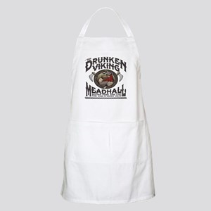 The Drunken Viking Mead Hall Apron