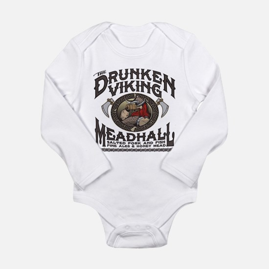The Drunken Viking Mead Hall Body Suit