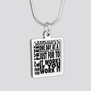slogan-shirt Necklaces
