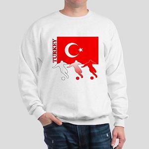 Turkey Soccer Sweatshirt