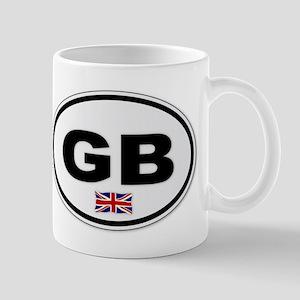 GB Plate Mugs