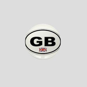 GB Plate Mini Button