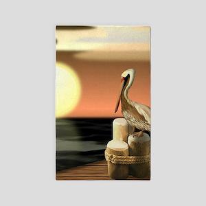 Sage Bay Pelican Area Rug