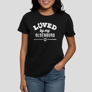 Oldenburg Horse Lover Women's Dark T-Shirt