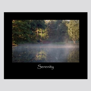 Serenity Small Poster