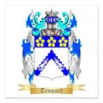 Tompsett Square Car Magnet 3