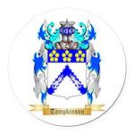 Tompkinson Round Car Magnet