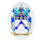 Tompkinson Oval Ornament