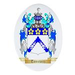 Tomowicz Oval Ornament