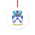 Tomovic Round Ornament