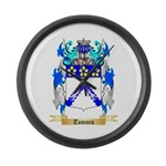 Tommis Large Wall Clock