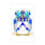 Tommasuzzi Sticker (Rectangle)