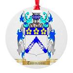 Tommasoni Round Ornament